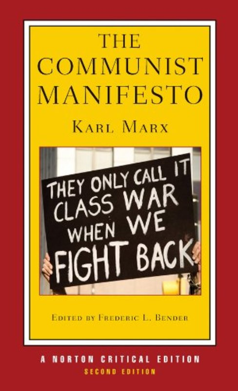 a literary analysis of the communist manifesto The communist manifesto was published in 1848 marx claims his analysis of class struggle explained all hitherto existing society (section11)—in other words, all history up to and including 18 this is no fairy tale or science fiction story marx means business—well, okay, maybe not .
