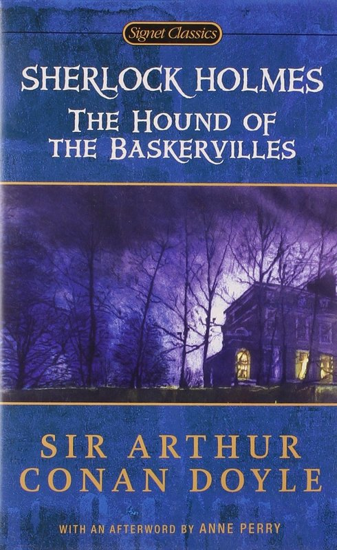 Signet Classics The Hound of the Baskervilles