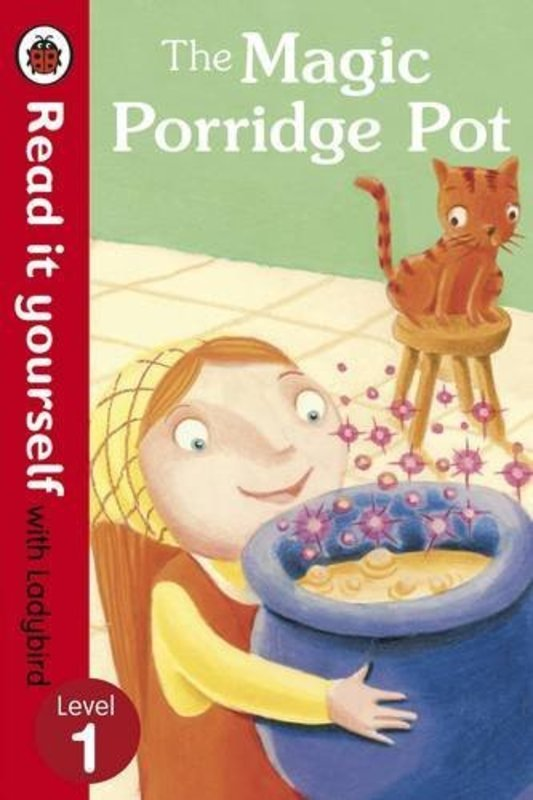 Read it Yourself Level 1 Magic Porridge Pot