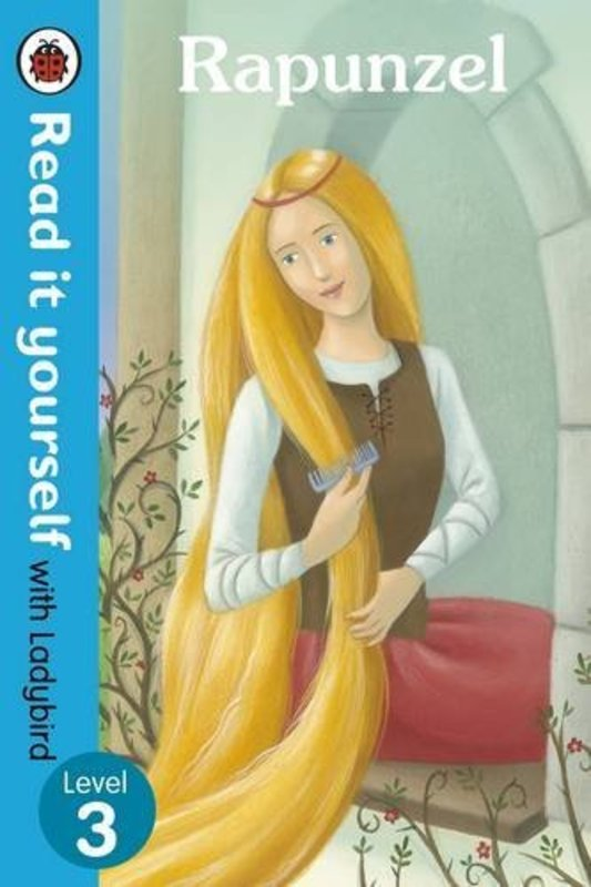 Read it Yourself with Ladybird Level 3 Rapunzel